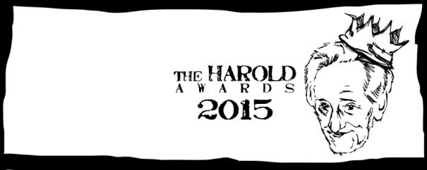 The Harold Awards 2015